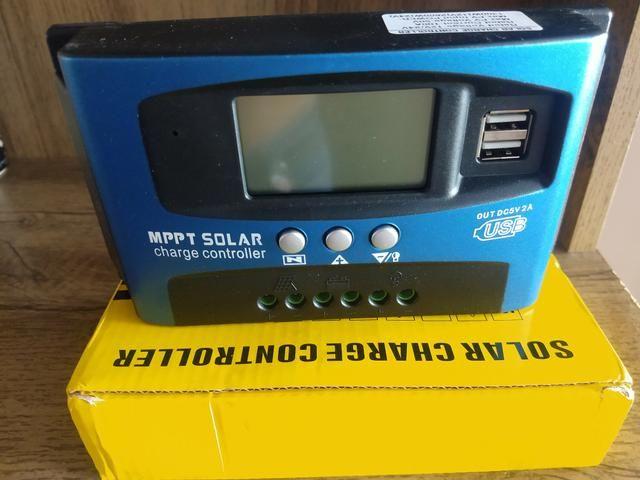 Controlado carga solar MPPT 100amperes - Foto 2