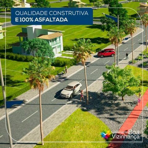 ? Loteamento Boa vizinhança com uma linda avenida paisagística!!!!! - Foto 3