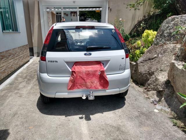 Vendo fiesta hatch 1.6 flex - Foto 5