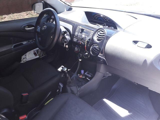 Etios Sedan somente venda - Foto 5