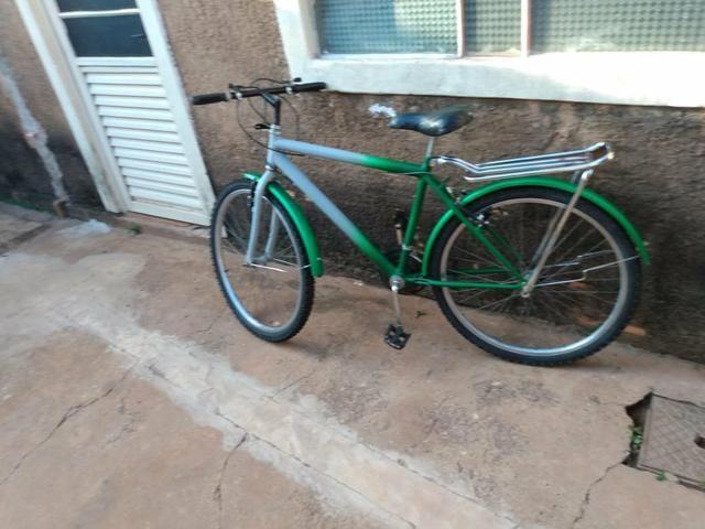 Bicicleta em ótimo estado - Foto 2