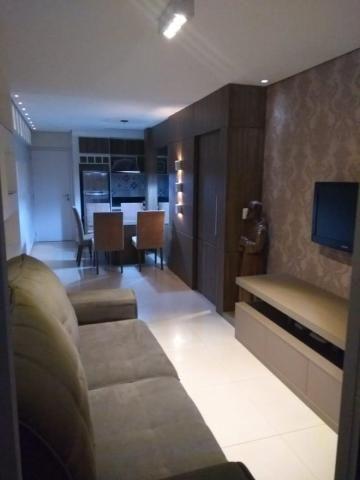 Apartamento com 3 dormitórios à venda, 75 m² por r$ 520.000,00 - jardim aquarius - são jos - Foto 3