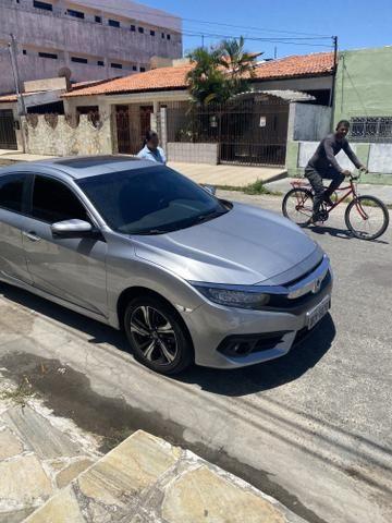 Honda Civic Touring 2017 1.5 turbo