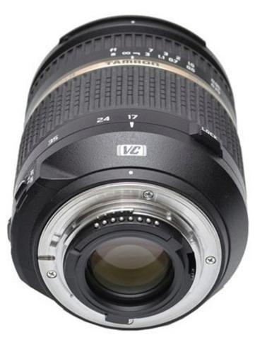 Lente Tamron -Compatível Nikon- SP 17-50mm f/2.8 Di II LD Aspherical [IF] - Foto 3