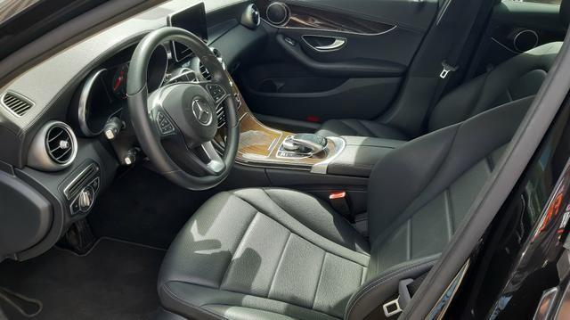Mercedes c 180 exc. 1.6 tu tb Flex aut. 2018/2018 - Foto 10