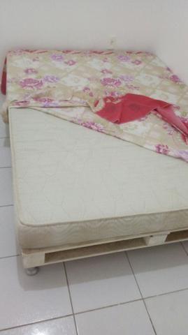 Base de cama de casal