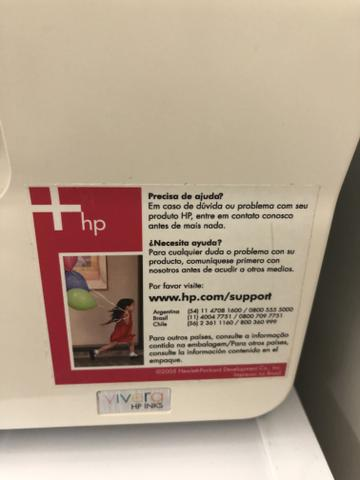 Impressora multifuncional com cartuchos - Foto 2