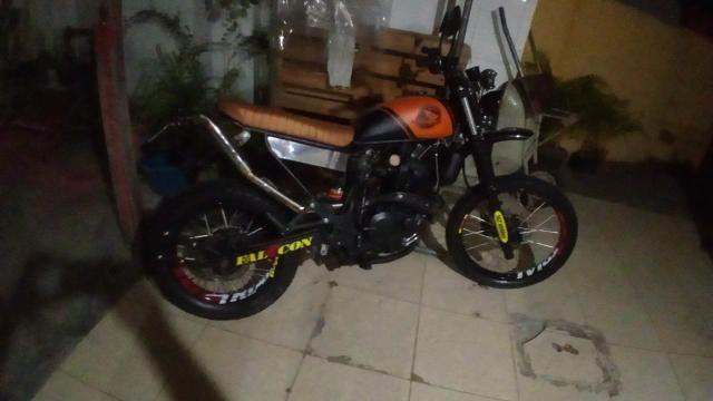 Super scrambler 400cc - Foto 2