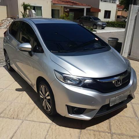 Honda Fit EXL 1.5 Flex 16V Automático