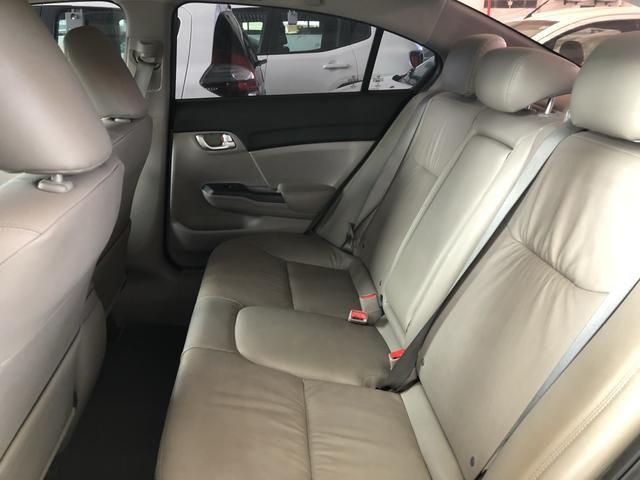 Vendo Civic LXR aut 2016 - Foto 6