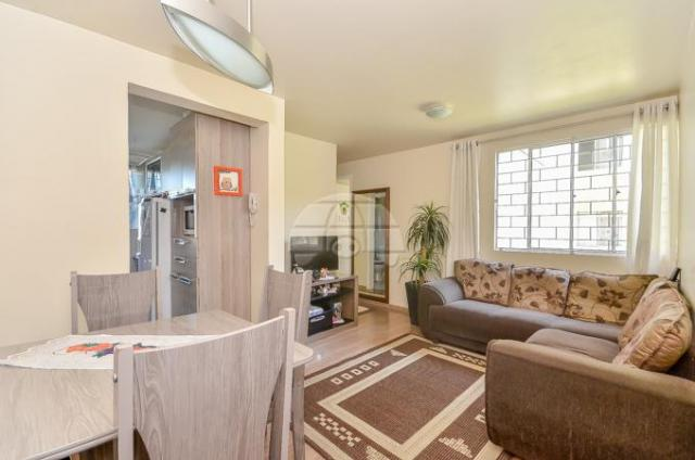 Apartamento à venda com 2 dormitórios em Cidade industrial, Curitiba cod:151324 - Foto 3