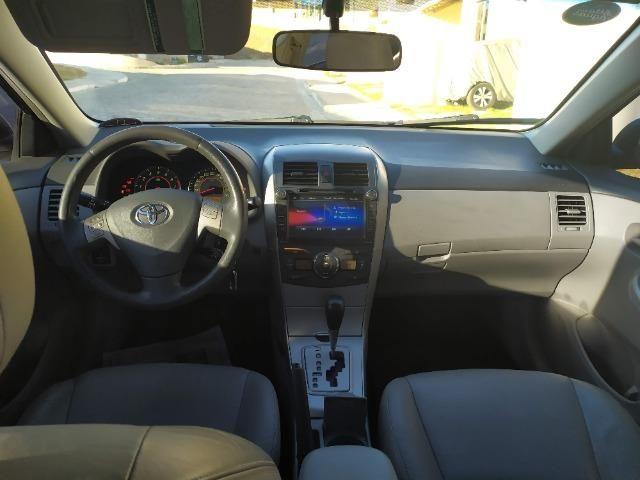 Toyota Corolla Xei 1.8 Aut. - 2010 - Foto 6