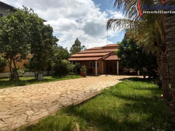 Casa à venda com 3 dormitórios em Setor habitacional vicente pires, Brasília cod:CA00554