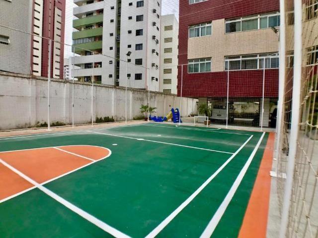 Apartamento no Cocó com 132m², 03 quartos e 02 vagas - AP0611 - Foto 14