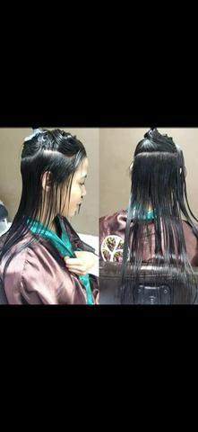 Proguessiva qualquer tamanho de cabelo só 40,00 - Foto 2