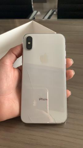 Iphone x 256gb por preço imperdível - Foto 2