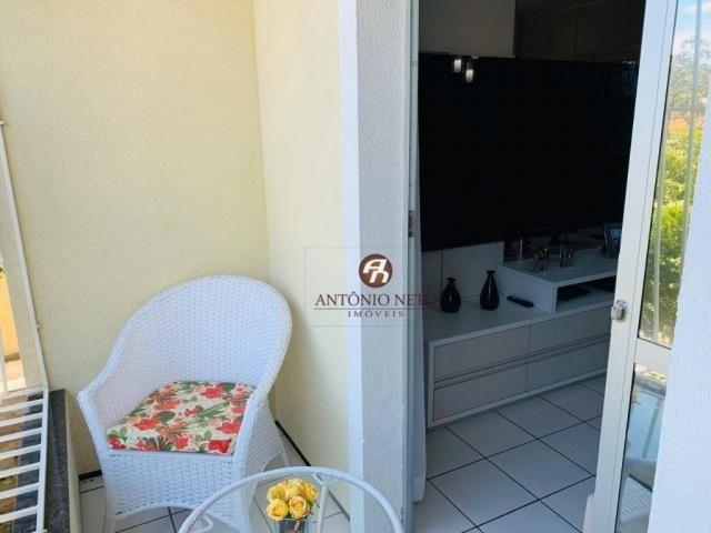 Apartamento á venda na Messejana em localização privilegiada, ACEITAMOS FINANCIAMENTO POR  - Foto 19