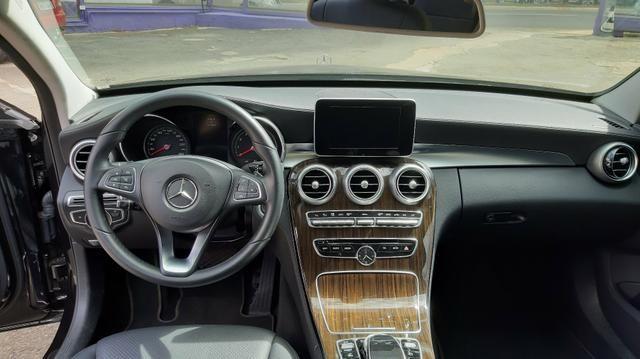 Mercedes c 180 exc. 1.6 tu tb Flex aut. 2018/2018 - Foto 11