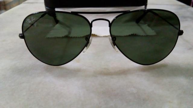 3625fc35c03f3 Óculos Ray Ban modelo Aviador original - Bijouterias, relógios e ...