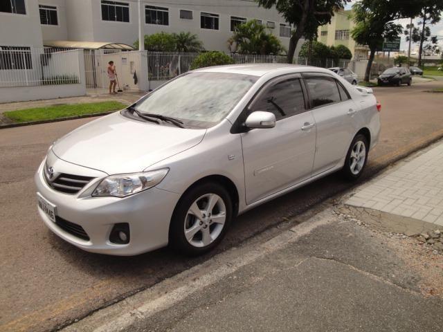 Toyota Corolla Xei 2013 Automático