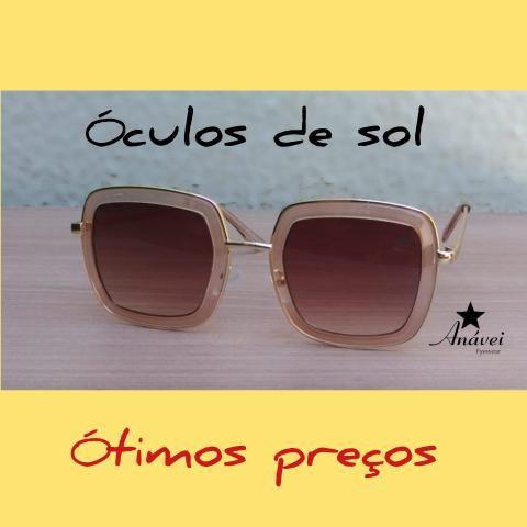 Lindos óculos de sol - Bijouterias, relógios e acessórios - Res ... 0e1f7b47b6