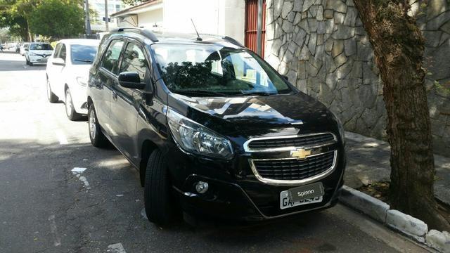 Gm Chevrolet Spin Ltz 18 8v Econoflex 5p Mec 2017 575923687 Olx
