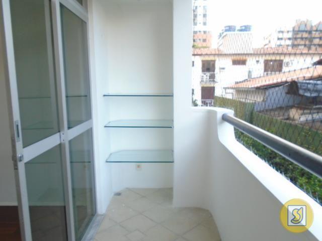 Apartamento para alugar com 3 dormitórios em Meireles, Fortaleza cod:29801 - Foto 3
