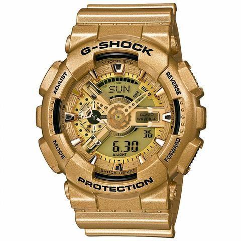 Relógio G Shock GA-110GD-9 Gold Series