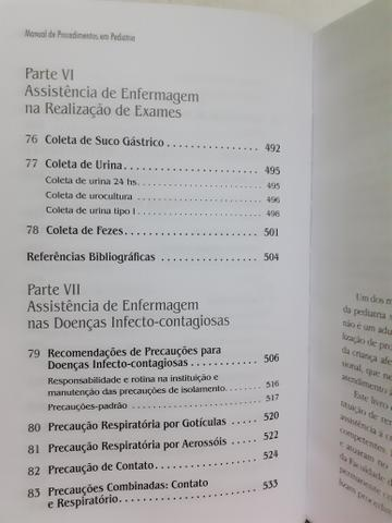 Manual de Procedimentos em Pediatria - Foto 5