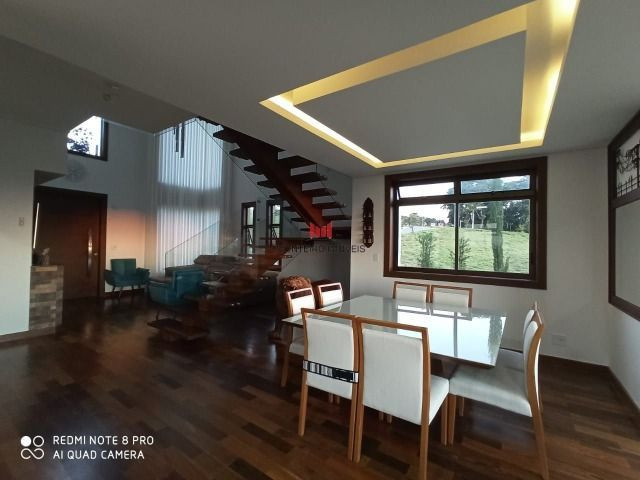 Exclusiva Casa moderna com 4 quartos sendo 3 suítes no Condomínio Alphaville Vespasiano - Foto 7