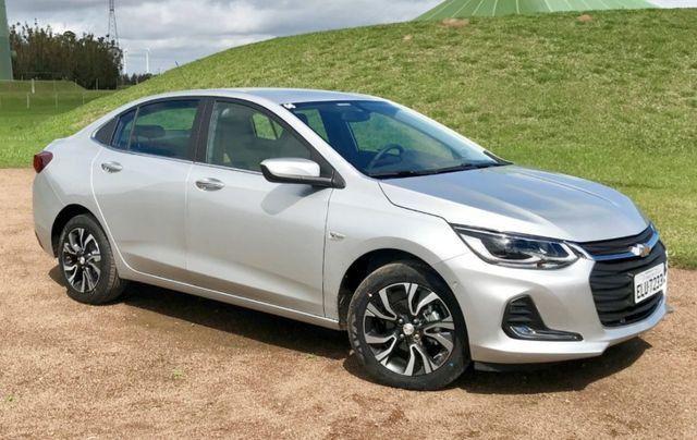 Gm Chevrolet Onix Sedan Plus Ltz 1 0 12v Tb Flex Aut 2020 754193384 Olx