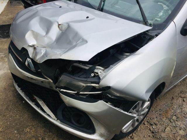 Sucata Renault Sandero 1.0 2016 Retirada De Peças - Foto 6