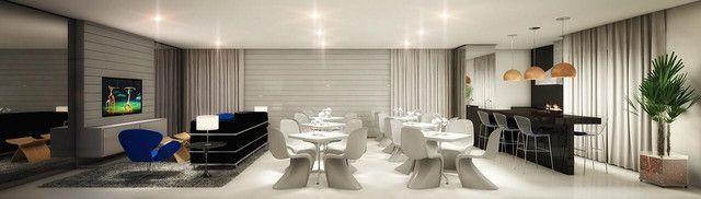 O Amplo 3/4 Varanda Novo/Pronto +DPE Com 109 m² Moderno-Melhor Localização da Jatiuca - Foto 8