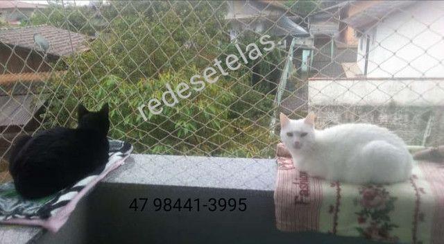 Redes e telas Joinville - Foto 2