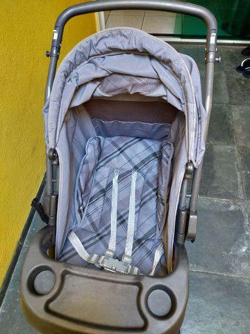Carrinho de bebê Burigotto AT2 - Foto 6