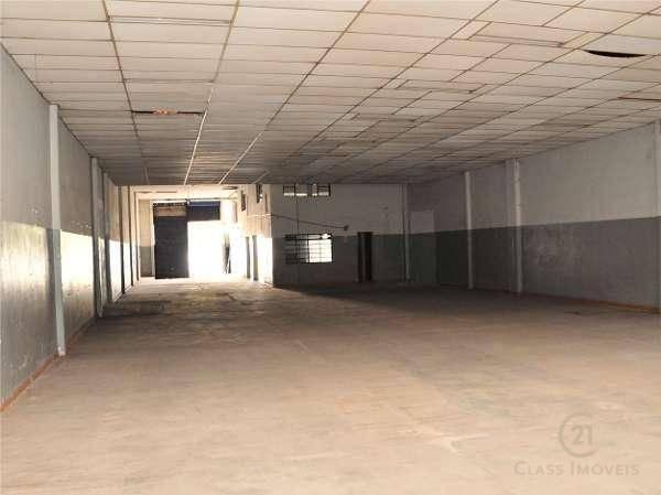 Barracão para alugar, 613 m² - Jardim Novo Sabará - Londrina/PR - Foto 8