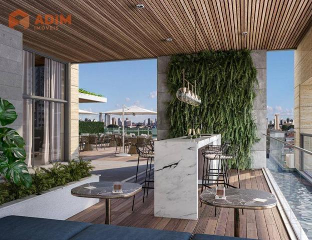 Apartamento á venda no 135 Jardins em Balneário Camboriú, com 04 suítes, amplo living e ch - Foto 19