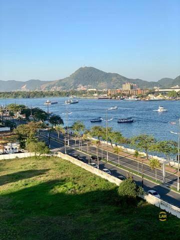 Apartamento com 3 dormitórios à venda, 98 m² por R$ 575.000,00 - Ponta da Praia - Santos/S - Foto 2