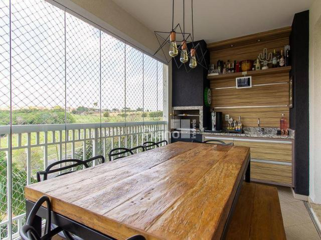Apartamento com 3 dormitórios à venda, 129 m² por R$ 1.250.000 - Parque Prado - Campinas/S - Foto 5