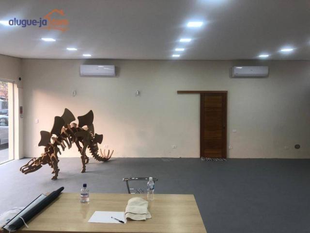 Sala para alugar, 100 m² por R$ 2.490/mês - Jardim Augusta - São José dos Campos/SP - Foto 10