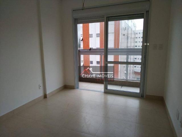 Apartamento com 3 dormitórios à venda, 111 m² por R$ 740.000,00 - Marapé - Santos/SP - Foto 11