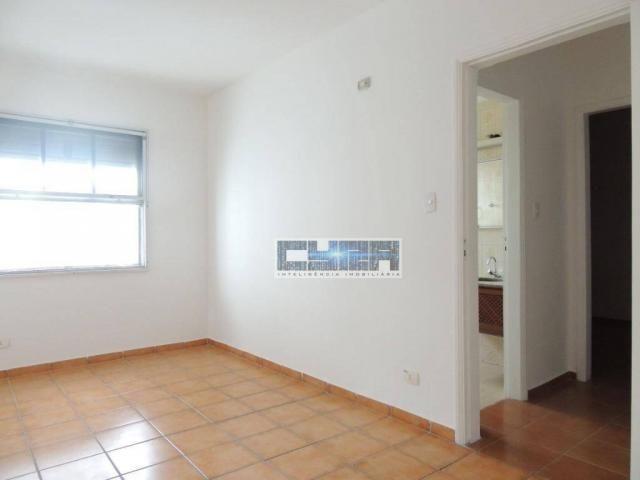 Apartamento AMPLO com 2 dormitórios e dependência em Santos - Foto 7
