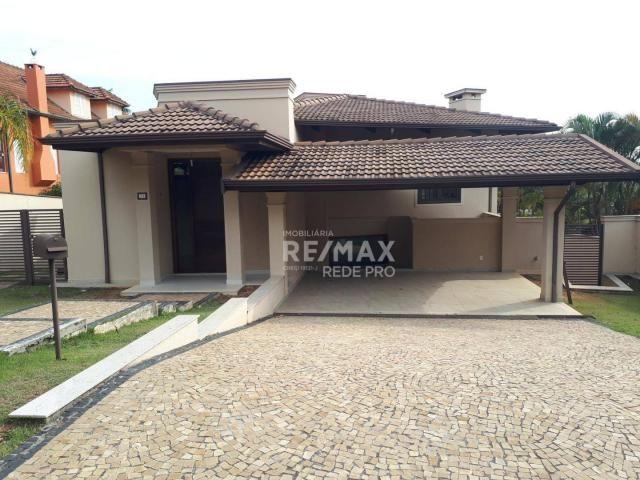 Casa com 3 dormitórios para alugar, 500 m² por R$ 7.300,00/mês - Condomínio Vista Alegre - - Foto 2