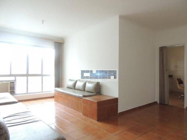 Apartamento AMPLO com 2 dormitórios e dependência em Santos - Foto 11
