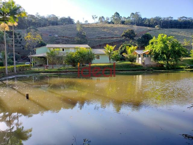 Sítio à venda, 8 quartos, 5 vagas, Zona rural - Viçosa/MG - Foto 13