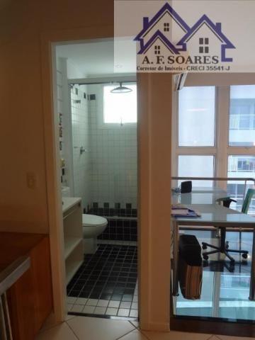 Vendo apartamento tipo loft duplex, com 69 m2, 1 dormitorio, 1 suite, 1 vaga - Foto 10