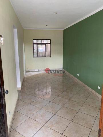 Sobrado com 2 dormitórios à venda, 75 m² por R$ 256.000,00 - Vila Santa Teresinha - São Pa