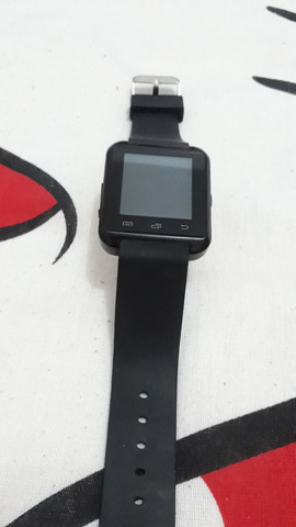 Smartwatch U8 preto - Foto 2