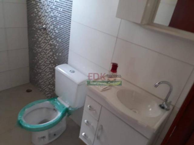Casa com 2 dormitórios à venda, 60 m² por R$ 230.000 - Parque Nova Esperança - São José do - Foto 7