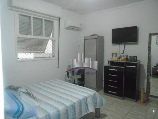 Sobrado com 3 dormitórios à venda por R$ 530.000,00 - Campo Grande - Santos/SP - Foto 10